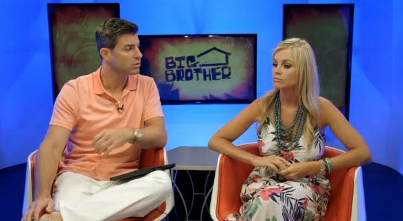 Big Brother Live Feeds Jordan Lloyd and Jeff Schroeder 2