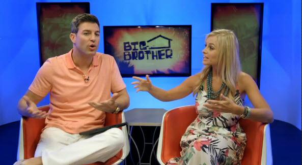 Big Brother Live Feeds Jordan Lloyd and Jeff Schroeder 3