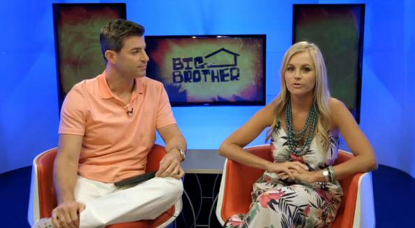 Big Brother Live Feeds Jordan Lloyd and Jeff Schroeder