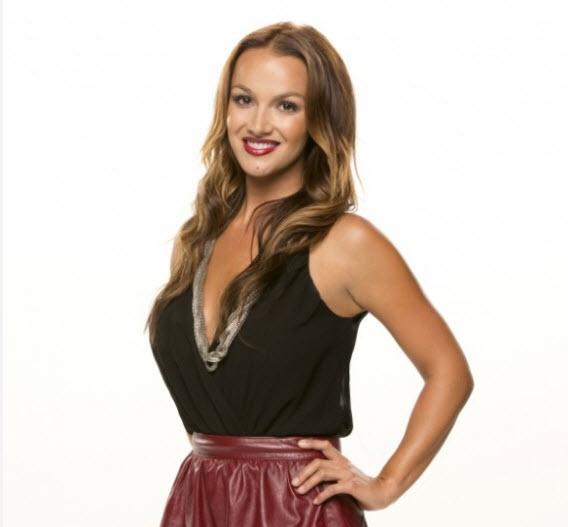 CBS Big Brother Brittany Martinez