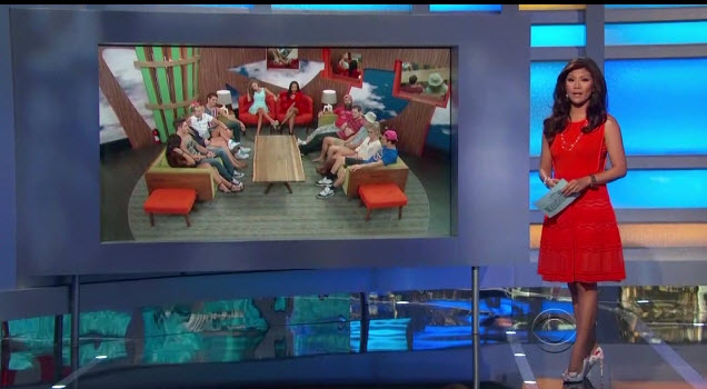 Big Brother 16 Eviction Show July 31 2014 1