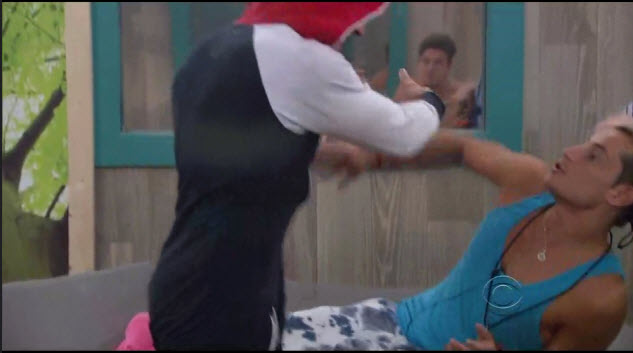 Big Brother 16 Eviction Show July 31 2014 4