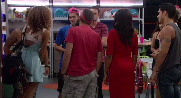 Big Brother 16 Eviction Show July 31 2014 5