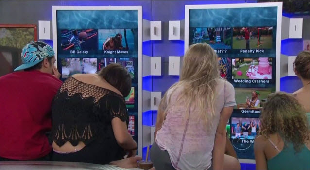 Big Brother 16 Eviction Show July 31 2014 6