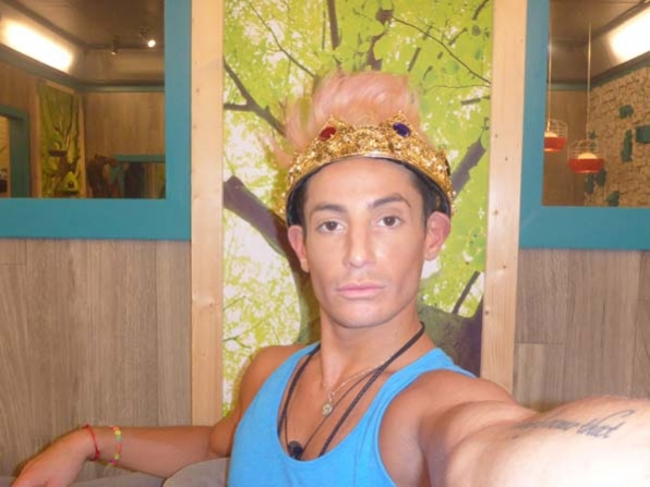 Big Brother 16 Frankie Grande HoH Pics (1)