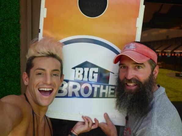 Big Brother 16 Frankie Grande HoH Pics (11)