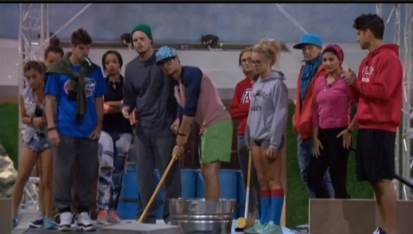 Big Brother 16 Head of Household Competition 2