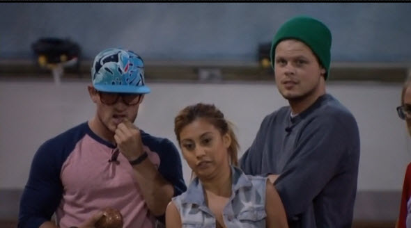 Big Brother 16 Head of Household Competition 4