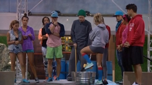 Big Brother 16 Head of Household Competition 8