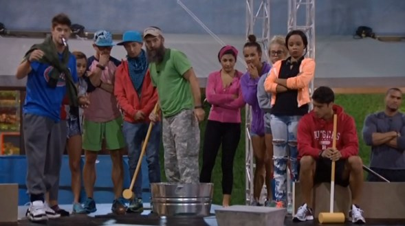 Big Brother 16 Head of Household Competition 9