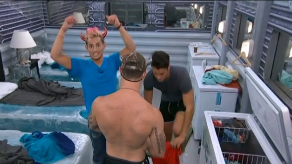 Big Brother 16 July 17 2014 1