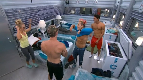Big Brother 16 July 17 2014 2