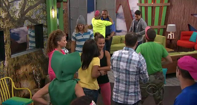 Big Brother 16 July 17 2014 4