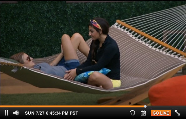 Big Brother 16 July 27 2014 1