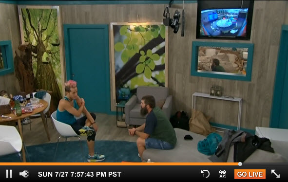 Big Brother 16 July 27 2014 2