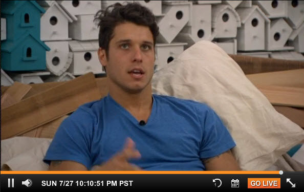 Big Brother 16 July 27 2014 4