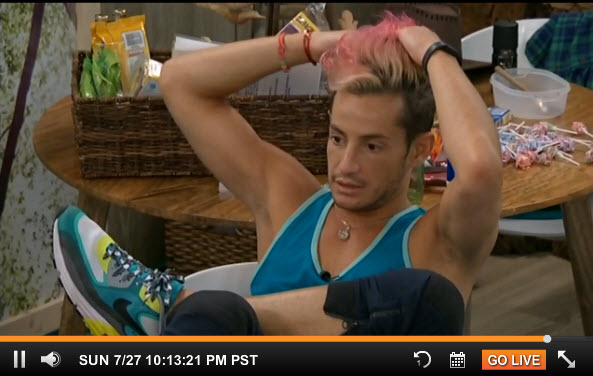 Big Brother 16 July 27 2014 6