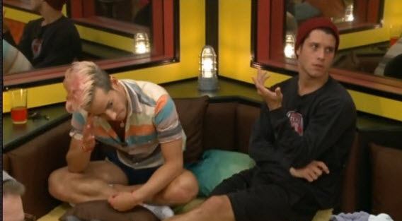Big Brother 16 Live Feeds Frankie and Cody