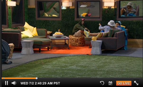 Big Brother 16 Live Feeds July 2 (1)