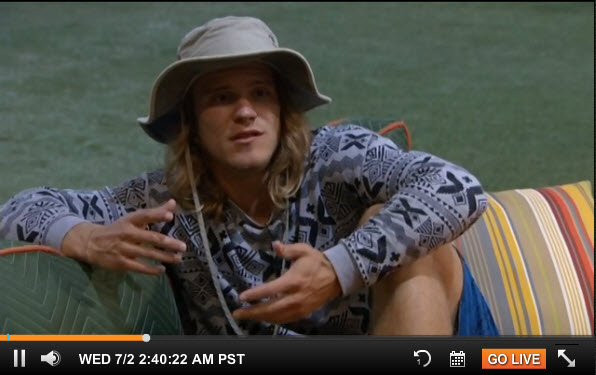 Big Brother 16 Live Feeds July 2 (3)