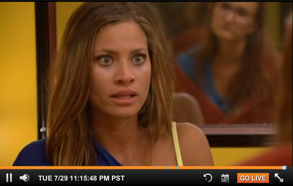 Big Brother 16 Live Feeds July 29 2014 3