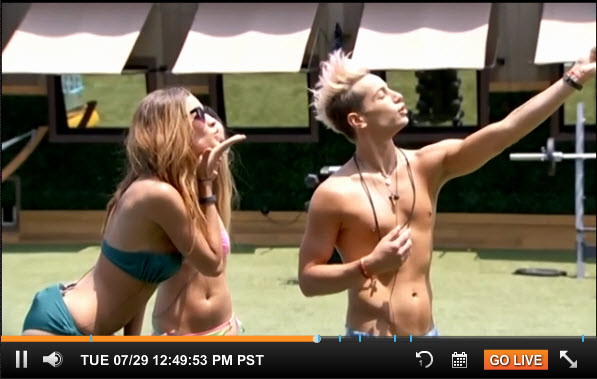 Big Brother 16 Live Feeds July 29 2014 6