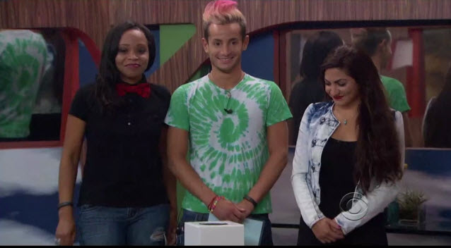 Big Brother 16 Power of Veto Show 3