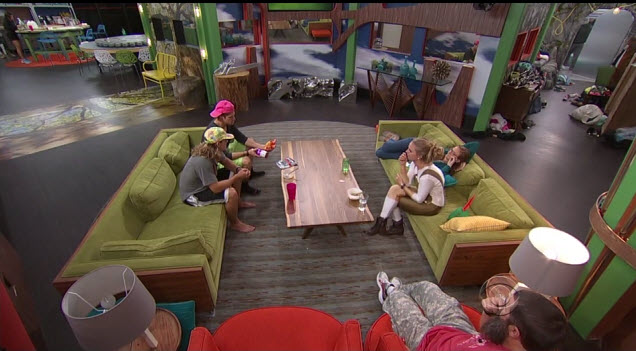 Big Brother 16 Power of Veto Show 5
