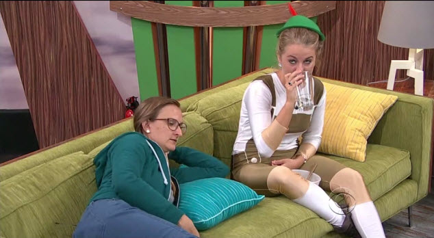 Big Brother 16 Power of Veto Show 6