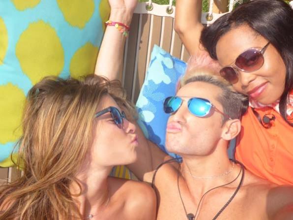 Big Brother 2014 Frankie Grande HoH Pics (2)
