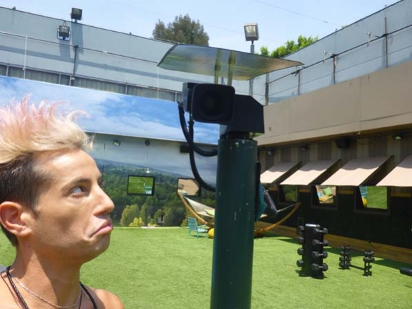 Big Brother 2014 Frankie Grande HoH Pics (8)