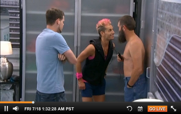 Big Brother Live Feeds July 17 2014 21