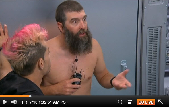 Big Brother Live Feeds July 17 2014 22