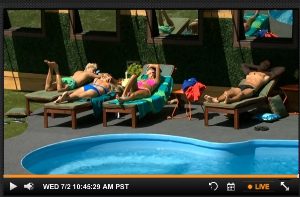 Big Brother Live Feeds July 2 (2)