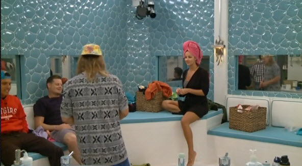 Big Brother Live Feeds July 4 2014 1