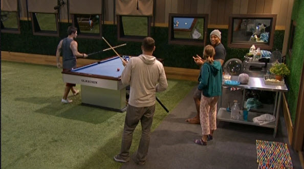 Big Brother Live Feeds July 4 2014 27