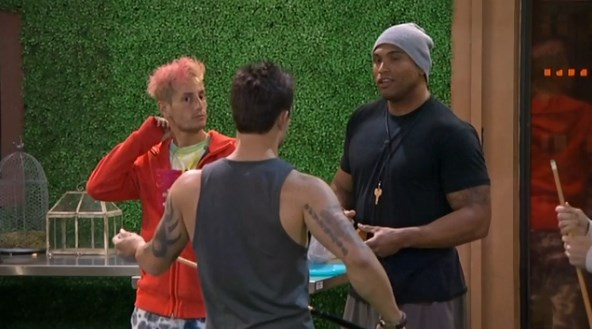 Big Brother Live Feeds July 4 2014 29