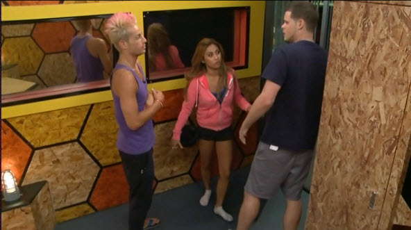 Big Brother Live Feeds July 4 5