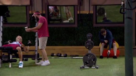 CBS Big Brother 16 11