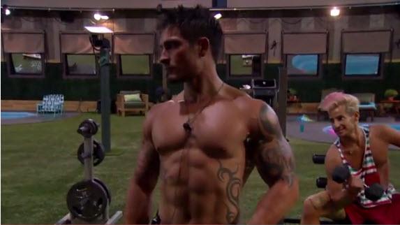 CBS Big Brother 16 7