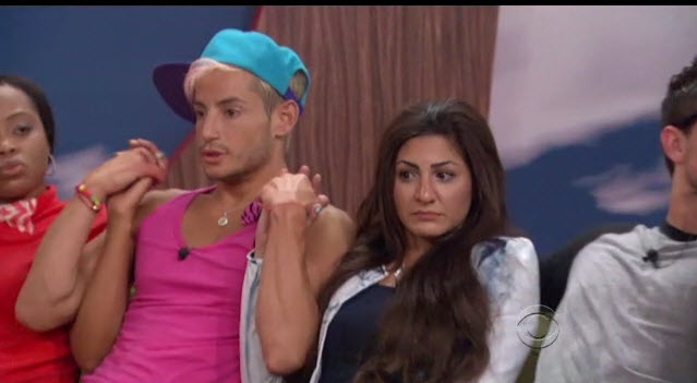 CBS Big Brother 16 July 9 2014 10