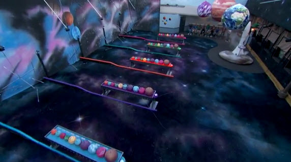 CBS Big Brother 16 Power of Veto Competition 3