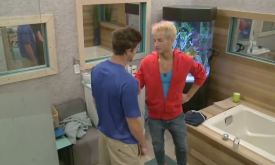 Frankie and Zach Big Brother 7