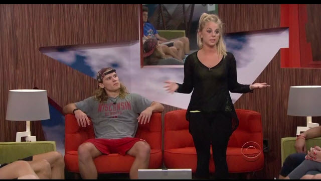 Big Brother 16 Week 6 Eviction 1