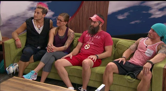 Big Brother 16 Week 6 Eviction 2