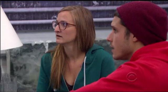 Big Brother 16 Week 6 Eviction 2