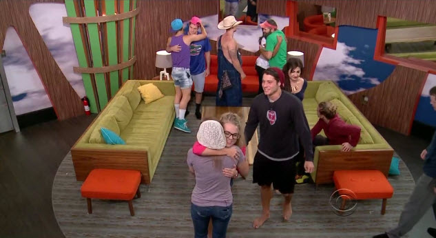 Big Brother 16 Week 6 Eviction 3