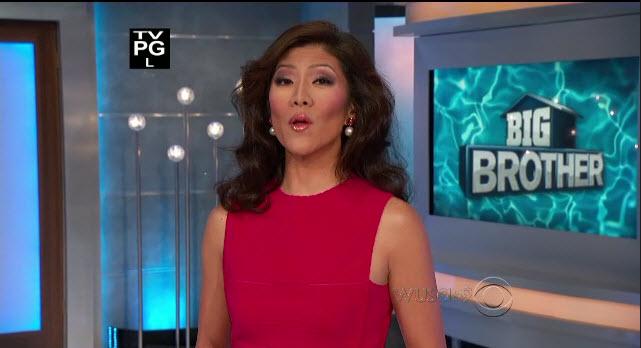 Big Brother Eviction Julie Chen