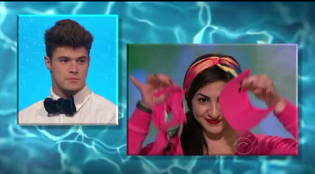 Big Brother 2014 Eviction Results Week 8 3