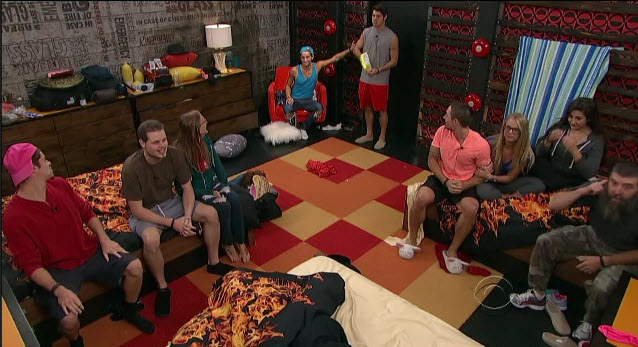 Big Brother 2014 Eviction Week 7 3